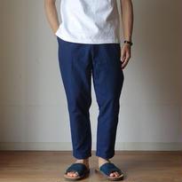 【完売御礼】weac ウィーク  EASY PANTS イージーパンツ INDIGO インディゴ UNISEX  男女兼用