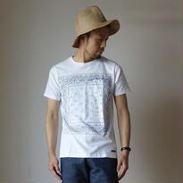 【2016夏の新作】Usefull ユースフル BANDANA POCKET TEE バンダナポケットTシャツ WHT ホワイト