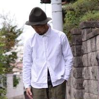 【完売御礼】nisica  TURTLE NECK SHIRT WHT ニシカ タートルネックシャツ ホワイト