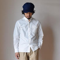 【RECOMMEND】Re made in tokyo japan   TRIPLE STITCH BD SHIRT トリプルステッチボタンダウンシャツ ホワイト