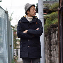 【完売御礼】Re made in tokyo japan  CLASSIC OUT DOOR WINTER COAT NVY  クラシックアウトドアウィンターコート
