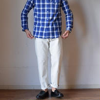 【RECOMMEND】Ordinary fits  5PKT ANKLE DENIM WHITE オーディナリーフィッツ アンクルデニム ホワイト