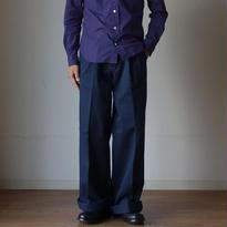 【RECOMMEND】KAFIKA カフィカ KFK080 CHINO WIDE TROUSERS チノワイドトラウザー NVY ネイビー