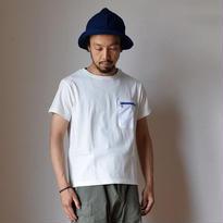 【2017春夏新作】SETTO  SISUI TAPE T WHT  セット シスイテープ Tシャツ ホワイト