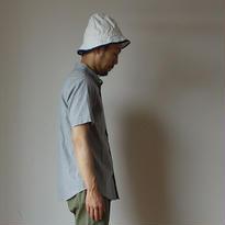 【完売御礼】TATAMIZE タタミゼ  MOUNTAIN HAT LINEN マウンテンハット  リネン WHT ホワイト