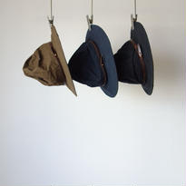 have a good day ハブ ア グッドデイ POTTER HAT ポッターハット NVY/BLK/BROWN UNISEX 男女兼用