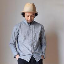 【2017春夏新色】nisica B.D SHIRT CHECK ニシカ ボタンダウンシャツ ギンガムチェック