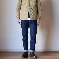 【RECOMMEND】Ordinary fits  5PKT ROLL UP DENIM OW オーディナリーフィッツ 5ポケットロールアップデニム ワンウオッシュ