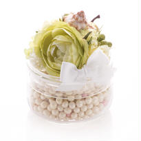 mini pearl flower decoration