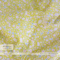 Sunny Land -mimosa (CO912467 D)【ダブルガーゼ】