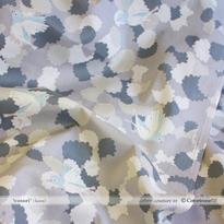 cotori -misty grey mix (CO312735 C)軽やかローン生地