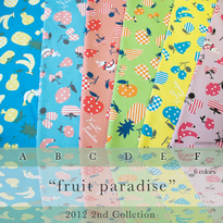 fruit paradise -6colors (CO 152080)