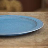 rim plate(リム皿)   slate