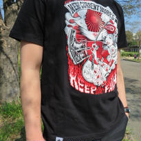 PUNKGIRL T- Shirt《BLACK》