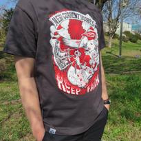 PUNKGIRL T-Shirt《SUMIGRAY》