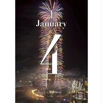 DAYS Book 365 / 1月4日