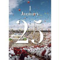 DAYS Book 365 / 1月25日