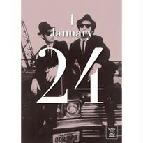 DAYS Book 365 / 1月24日