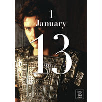 DAYS Book 365 / 1月13日