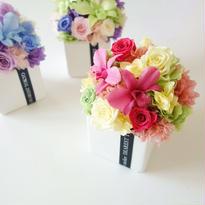 "NATURAL ""Bouquet""(pamplemousse)ブーケのようなカラフルアレンジ"