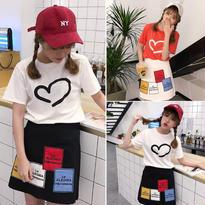 カラーポイントスカート【2カラー】