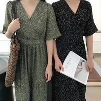 レディライクワンピース【2カラー】