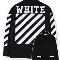 新品 数量限定  【オフホワイト OFF-WHITE】高品質 限定品 激安 メンズ レディース ファッション 通販 ジャケット アウター [OW-154]