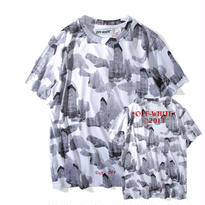 新品 数量限定   【オフホワイト OFF-WHITE】超高品質 メンズ レディース 半袖Tシャツ[OW-07]