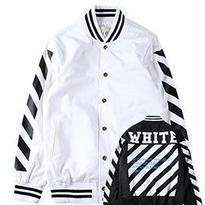 新品 数量限定  【オフホワイト OFF-WHITE】高品質 激安 メンズ レディース ファッション 通販 ジャケット アウター [OW-109]
