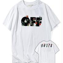 新品 数量限定   【オフホワイト OFF-WHITE】超高品質 メンズ レディース 半袖Tシャツ[OW-333]