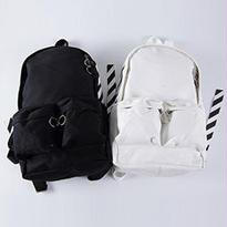 新品 数量限定  【オフホワイト OFF-WHITE】超高品質 リュックサック レディース メンズ バック [OW-60]