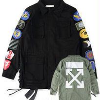 新品 数量限定  【オフホワイト OFF-WHITE】高品質 激安 メンズ レディース ファッション 通販 ジャケット アウター [OW-115]