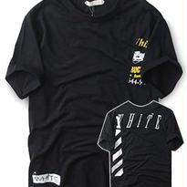 新品 数量限定  【オフホワイト OFF-WHITE】超高品質 限定品 半袖 Tシャツ 激安 メンズ レディース ファッション 通販 [OW-147]