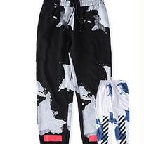 新品 数量限定  【オフホワイト OFF-WHITE】高品質 激安 メンズ レディース ファッション 通販 スウェット パンツ [OW-91]