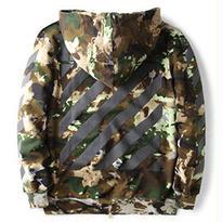 新品 数量限定  【オフホワイト OFF-WHITE】超高品質  ジャケット アウター メンズファッション [OW-23]