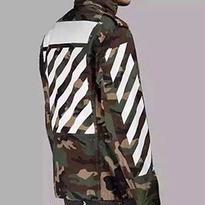 新品 数量限定  【オフホワイト OFF-WHITE】高品質 激安 メンズ レディース ファッション 長袖 通販 ジャケット アウター [OW-127]