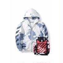 新品 数量限定 【オフホワイト OFF-WHITE】超高品質 ジャケット アウター メンズファッション 2色 [OW-12]