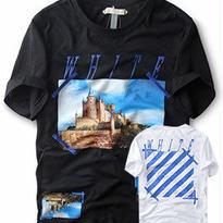 新品 数量限定  【オフホワイト OFF-WHITE】超高品質 限定品 半袖 Tシャツ 激安 メンズ レディース ファッション 通販 [OW-141]