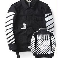 新品 数量限定  【オフホワイト OFF-WHITE】高品質 激安 メンズ レディース ファッション 長袖 通販  流行り カジュアル 洋服 コーディネート アウター ジャケット [OW-134]