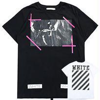新品 数量限定 Off-White オフホワイト ヨーロッパ メンズ ファッション 通販 激安 半袖 Tシャツ [OW-82]
