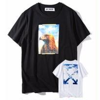 新品 数量限定   【オフホワイト OFF-WHITE】高品質 メンズ レディース 半袖Tシャツ[OW-334]