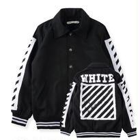 新品 数量限定  【オフホワイト OFF-WHITE】高品質 激安 メンズ レディース ファッション 通販 ジャケット アウター [OW-114]