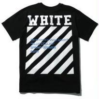 新品 数量限定  【オフホワイト OFF-WHITE】高品質 激安 メンズ レディース ファッション 半袖 通販 Tシャツ 男性服 流行り カジュアル 洋服 コーディネート  [OW-135]