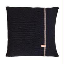クッションカバー Knitted Dark gray - Kiem