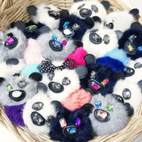 Panda/Bear  ファーチャーム