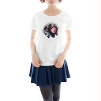 妄想マッピングTシャツ/ Inner universe