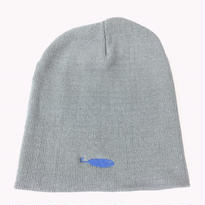 KAKI P Single Knit Cap GREY