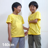 END ALS KIDS TEE YELLOW (140cm)