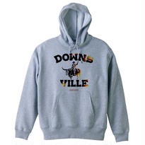 Downsville (スウェットパーカー)