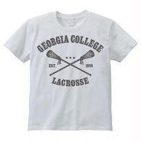 Lacrosse college / カレッジロゴTシャツ